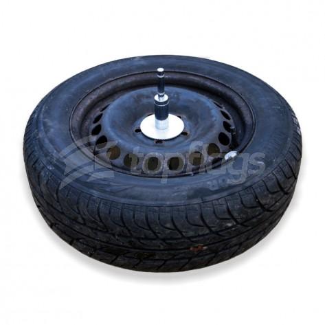 Rotating Spare Wheel Base Kit