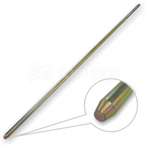 Hardened Ground Spike 75cm x 1.2cm