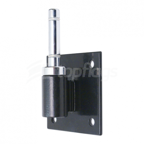 Flag Pole Bracket 0° with 14.6mm Rotating Spindle