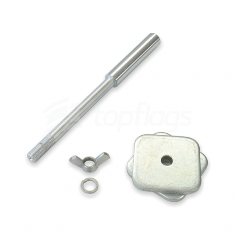 14.6mm Water Base Spindle (Economy)