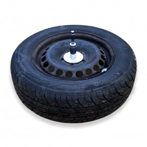 Rotating Spare Wheel Base Kit