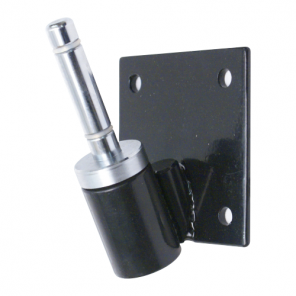 Flag Pole Bracket 25° with 14.6mm Rotating Spindle